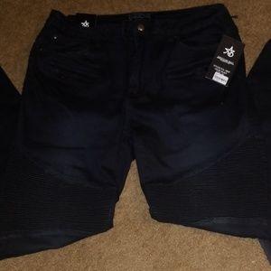 American Bazi Black Motto jeans